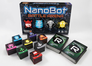 NanoBot Battle Arena