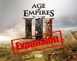 Age of Empires III : Expansion