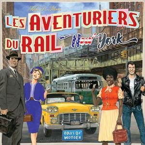 Les Aventuriers du Rail : New-York
