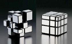 Rubik's Mirror Blocks