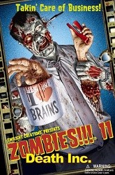 Zombies!!! 11 : Death Inc.