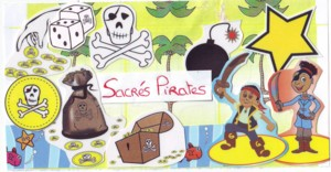 Sacrés Pirates