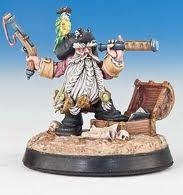 Warhammer : Grombrindal le nain blanc (pirate)