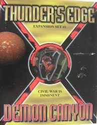 Thunder's Edge - Demon Canyon