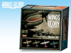 Wings of Glory : WW2 Starter Set