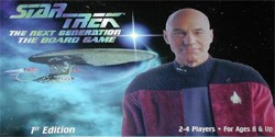 Star Trek The Next Generation : The Board Game