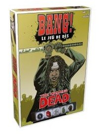 Bang ! Le jeu de dés - The Walking Dead