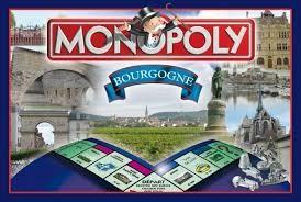 Monopoly - Bourgogne