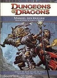 Dungeons & dragons 4 : Manuel des Joueurs