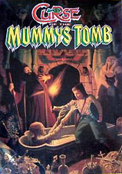 Curse of the Mummy Tomb