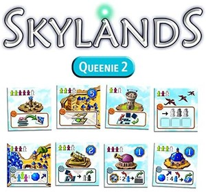 "Skylands - Extension ""Queenie n° 2 - Tours et Dômes"""