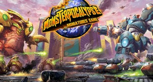 Monsterpocalypse Miniatures Game