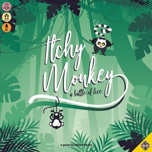 Itchy Monkey - A battle of lice