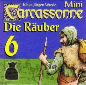 Carcassonne : Die Räuber