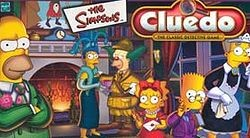 Cluedo - The Simpsons