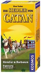 Les colons de catane : Händler & Barbaren 5&6 Spieler