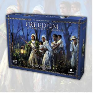 Freedom : le chemin de fer clandestin