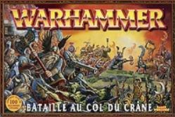 Warhammer - Bataille au Col du Crâne