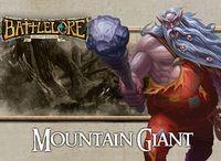 Battlelore (Seconde Édition):  Géant des Montagnes