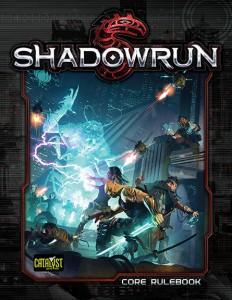 Shadowrun 5e édition, livre de base