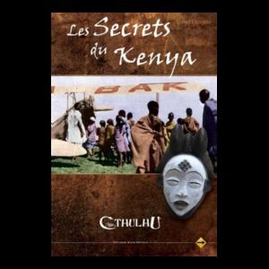 L'Appel de Cthulhu V6 - Les Secrets du Kenya