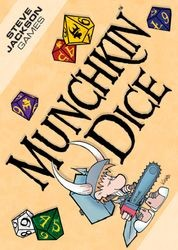 Munchkin Dice