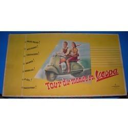 Tour du Monde en Vespa