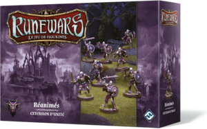 Runewars - Réanimés