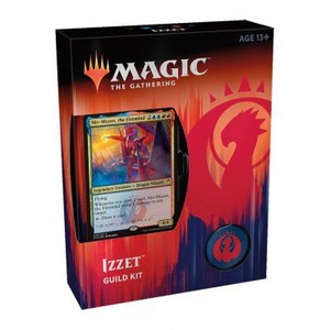 Magic The Gathering - Kit de Guilde – Les Guildes de Ravnica : Izzet