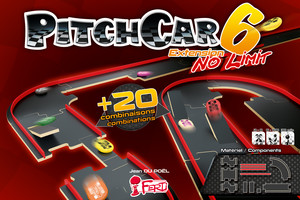 PitchCar Extension 6 : No Limit