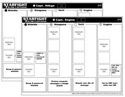 Starfight - Mohrg Empire Captains