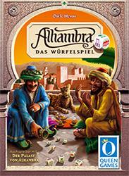 Alhambra : Das Würfelspiel