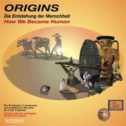 Origins : how we became human