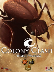 Colony Clash : Insect Warfare