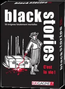 Black Stories - C'est la vie !