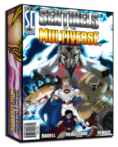 Sentinels of the Multiverse : Enhanced edition