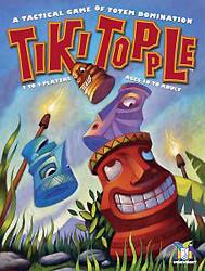 Tiki Topple