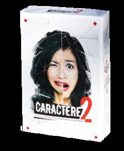 Caractère - boîte 2