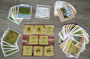 "Fields of Green - Extension ""Kickstarter Promo Cards"""