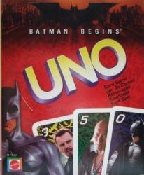 Uno - Batman Begins