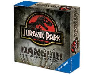 Jurassic Parl: Danger!
