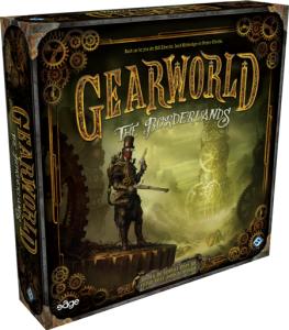 Gearworld : The Borderlands