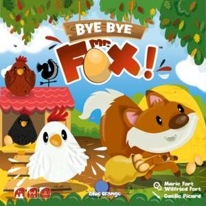 Bye Bye Mr. Fox !