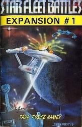 Star Fleet Battles : expansion 1