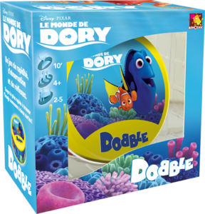 Dobble le monde de Dory