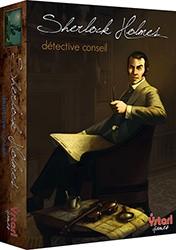 Sherlock Holmes - Détective Conseil