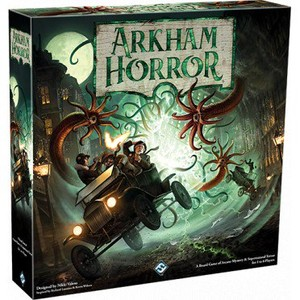 Horreur à Arkham : Troisième Edition