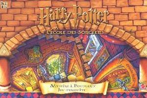 Harry Potter - Mystère à Poudlard