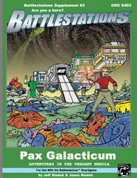 Battlestations : Pax Galacticum