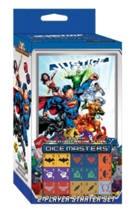 Dicemasters Justice League